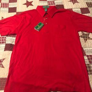 Grand Slam golf polo shirt size L